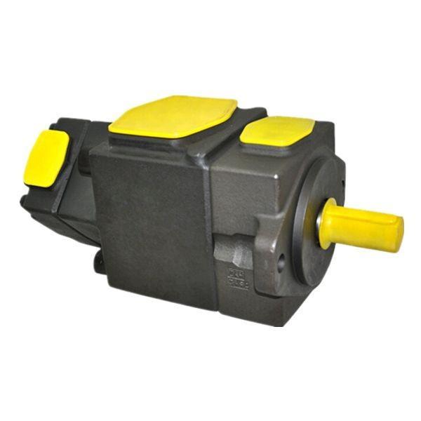 Yuken PV2R14-12-136-F-RAAA-31 Double Vane pump #1 image