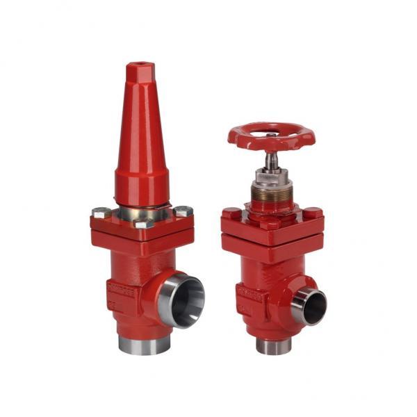 Danfoss Shut-off valves 148B4609 STC 40 A ANG  SHUT-OFF VALVE HANDWHEEL #2 image