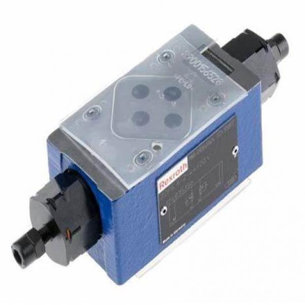 Rexroth HED8OP THROTTLE VALVE #1 image